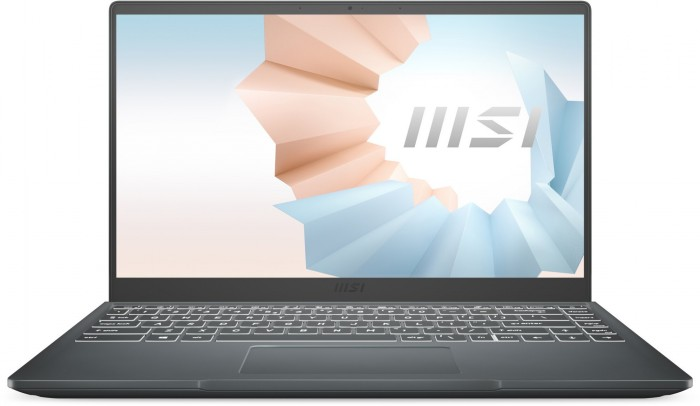 Notebook MSI Modern 14 B11SB-216CZ i7 16GB, SSD 512GB, MX450