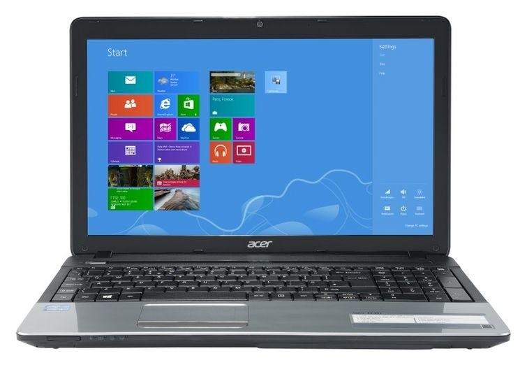 Notebooky  Acer Aspire E1-571 černá (NX.M09EC.014)