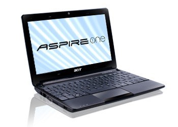 Notebooky  Acer Aspire One D257 BLUE