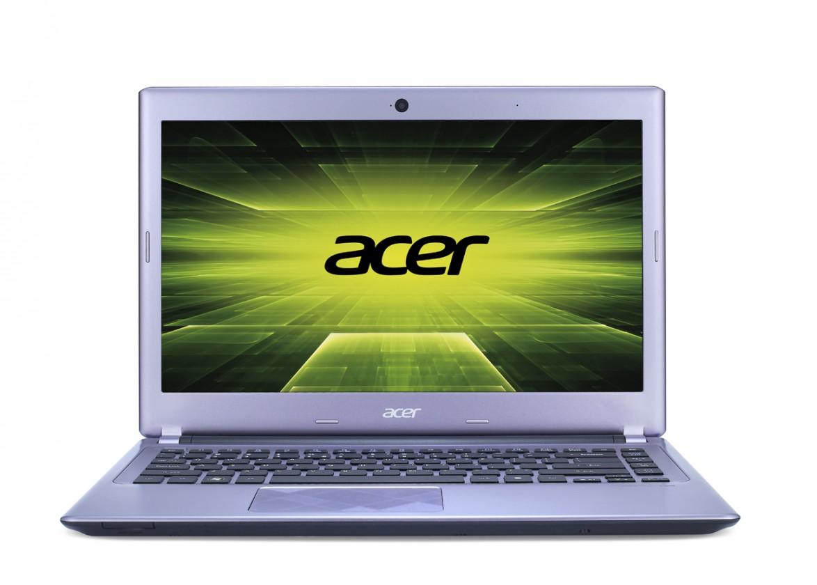 Notebooky  Acer Aspire V5-431-10074G50Mauu fialová (NX.M18EC.003)