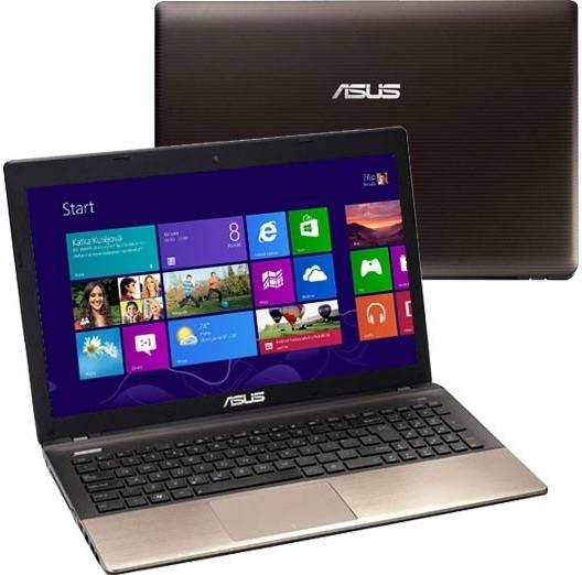 Notebooky  Asus K55VD-SX885H hnědá (K55VD-SX885H)