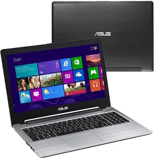 Notebooky  Asus S56CM-XX214H černá (S56CM-XX214H)
