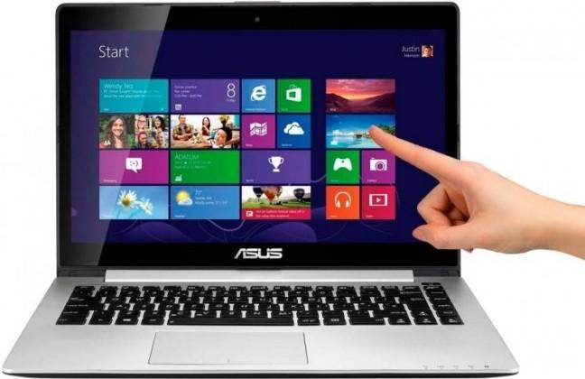 Notebooky  Asus VivoBook Touch  S200E-CT188H šedá (S200E-CT188H)