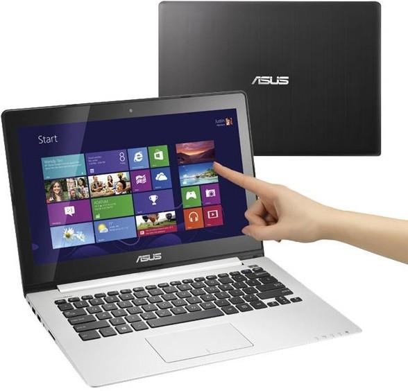 Notebooky  Asus VivoBook Touch S300CA-C1003H šedá (S300CA-C1003H)