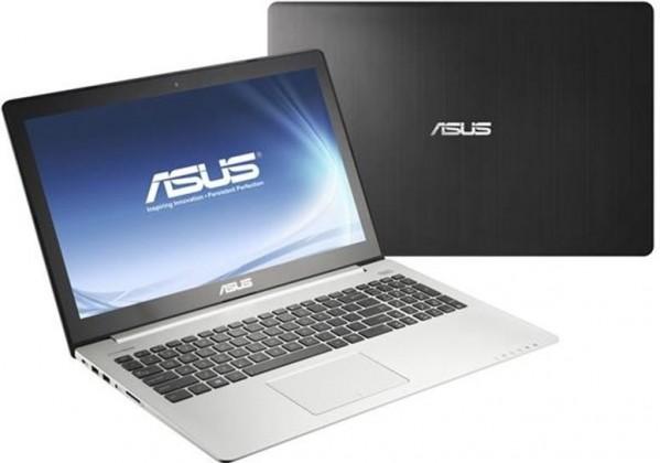 Notebooky  Asus VivoBook Touch S500CA-CJ005H černá (S500CA-CJ005H)