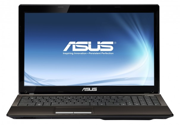 Notebooky  Asus X53BY-SX209V