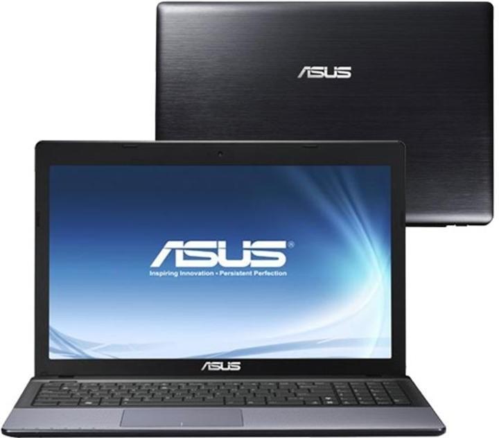Notebooky  Asus X55VD-SX155H černá (X55VD-SX155H)