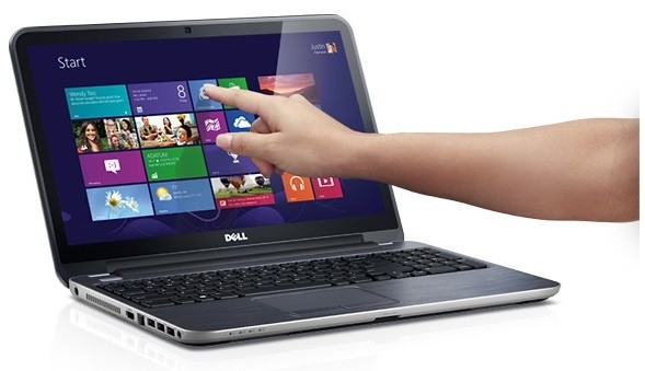 Notebooky  Dell Inspiron 15R stříbrná (N1-5521-N2-712S)