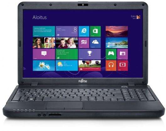 Notebooky  Fujitsu Lifebook AH502 (VFY:AH502M5212CZ)