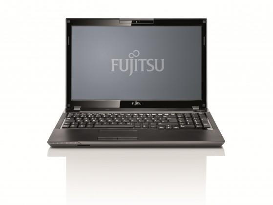 Notebooky  Fujitsu Lifebook AH552 SL červená (VFY:AH552MF012CZ)