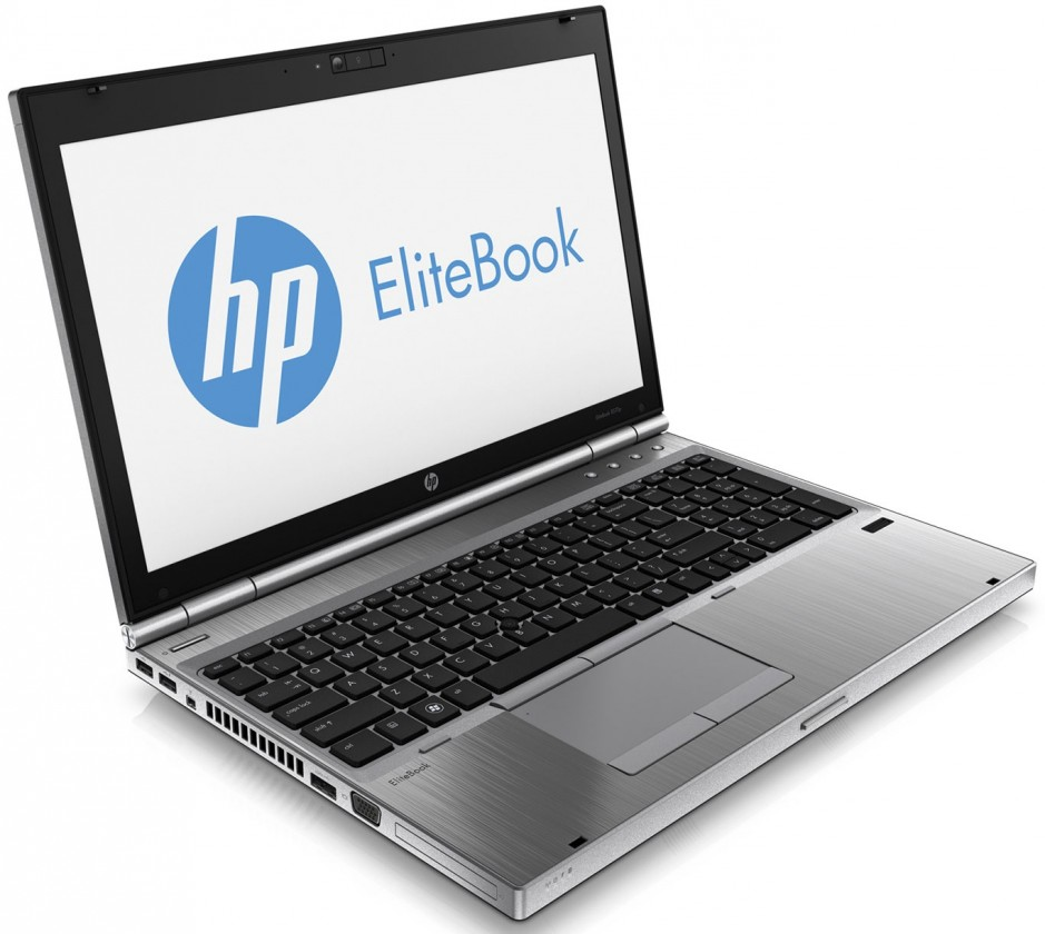 Notebooky  HP EliteBook 8470p stříbrná (H5E20EA#BCM)