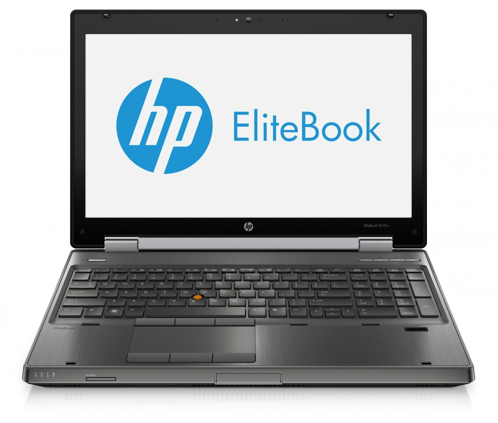 Notebooky  HP EliteBook 8570w černá (LY574EA#BCM)