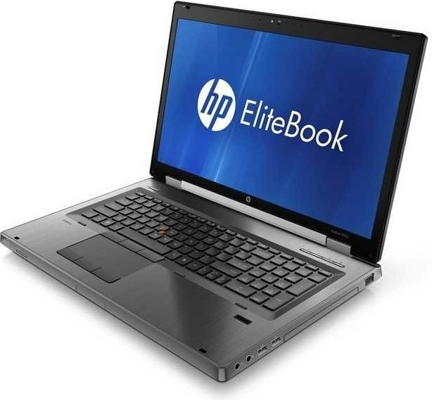 Notebooky  HP EliteBook 8770w (LY584EA)