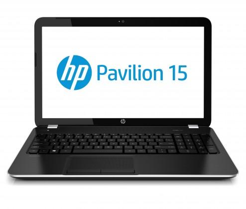 Notebooky  HP Pavilion 15-e030sc, červená