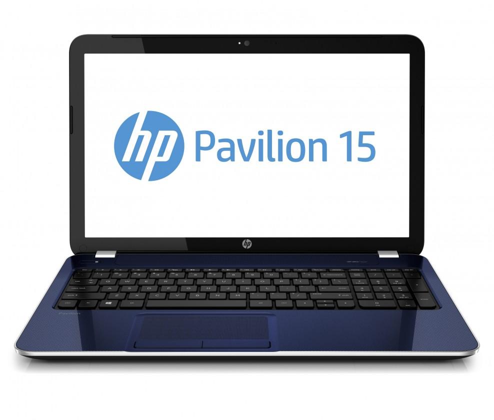 Notebooky  HP Pavilion 15-e039sc, bílá