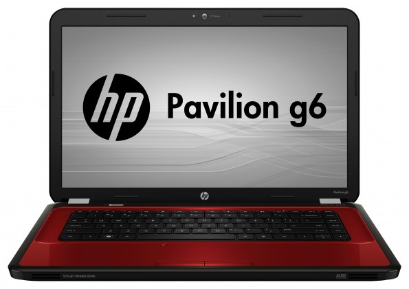 Notebooky  HP Pavilion G6-1205sc