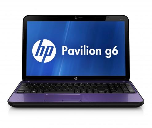 Notebooky  HP Pavilion g6-2247ec černá-modrá (C6S64EA#BCM)