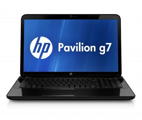 Notebooky  HP Pavilion g7-2205 černá (C6H70EA#BCM)