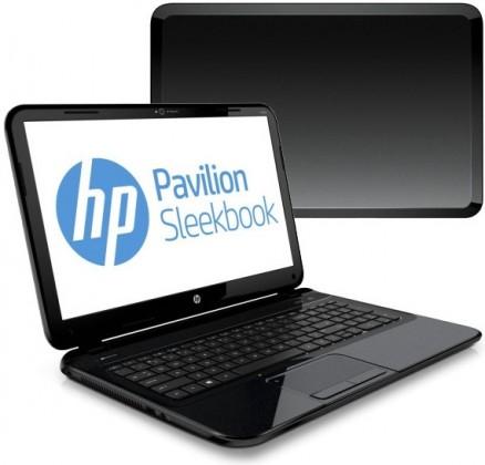 Notebooky  HP Pavilion Sllekbook 15-b030ec černá (C4L71EA#BCM)