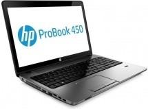 Notebooky  HP ProBook 450 černá-stříbrná (H0V93EA#BCM) BAZAR