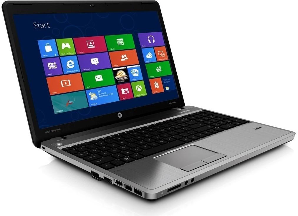 Notebooky  HP ProBook 4540s stříbrná (C4Z09EA#BCM)