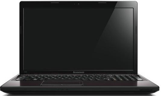 Notebooky  Lenovo IdeaPad G758 Dark Metal černá (59377217)