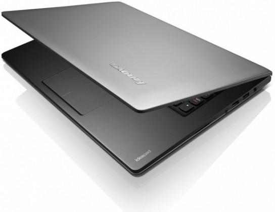 Notebooky  Lenovo IdeaPad S400 šedá (59377664)