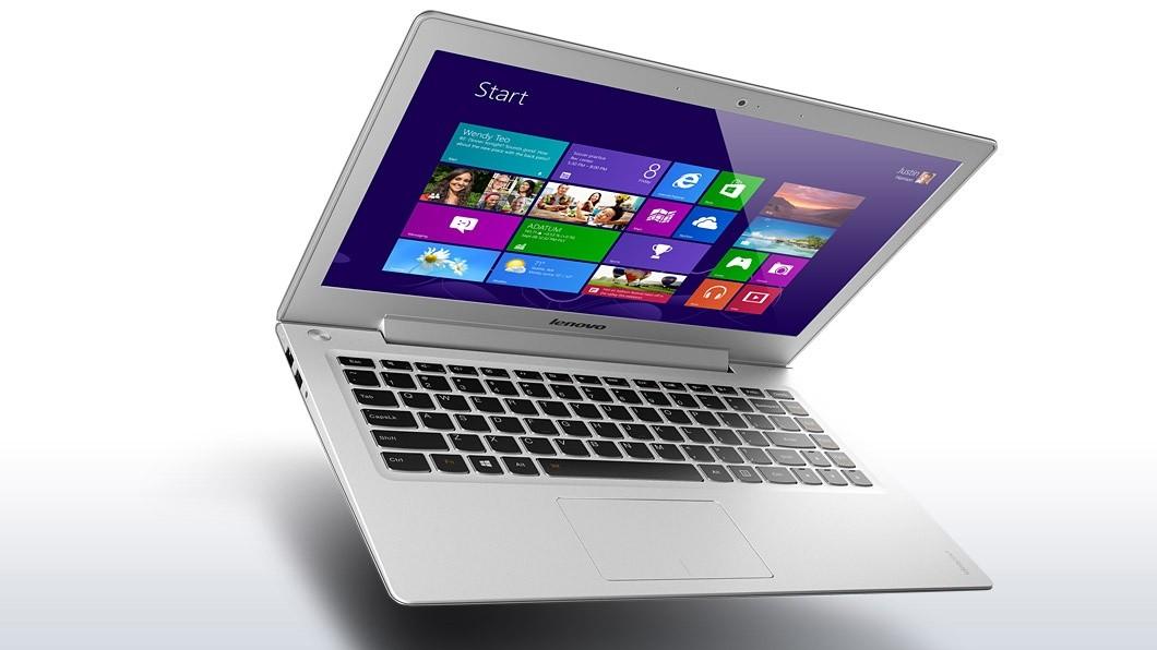 Notebooky  Lenovo IdeaPad U330p šedá (59404789)