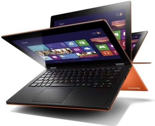 Notebooky  Lenovo IdeaPad Yoga 13 oranžová-černá (59377324)