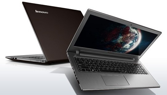 Notebooky  Lenovo IdeaPad Z510 hnědá (59392798)