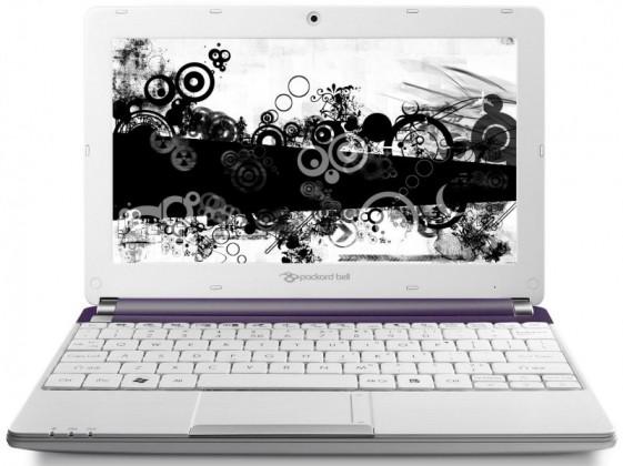 Notebooky  Packard Bell DOTS-C-261G32 fialová-bílá (NU.C0CES.003)