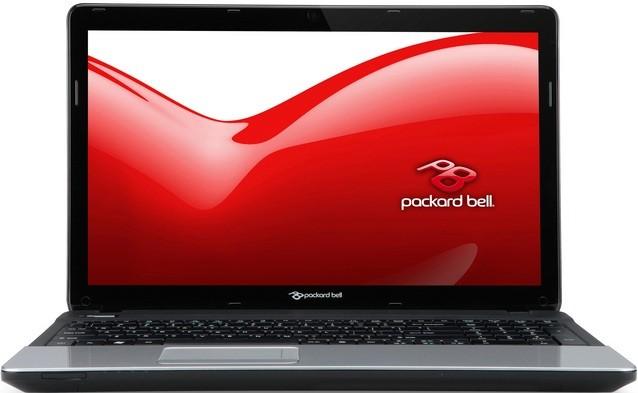 Notebooky  Packard Bell Easynote TE11HC černá-stříbrná (NX.C1FES.063)