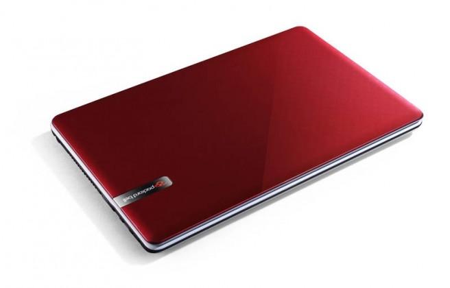 Notebooky  Packard Bell EasyNote TV43HC červená (NX.C0PES.005)
