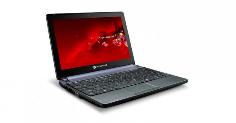 Notebooky  Packard Bell NU.BXSES.003