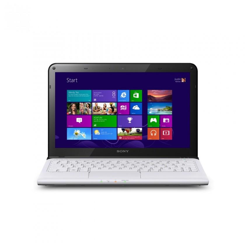 Notebooky  Sony VAIO E15 bílá (SVE1513S1EW.CEZ)