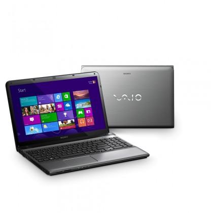 Notebooky  Sony VAIO E15 stříbrná (SVE1512H1ESI.CEZ)