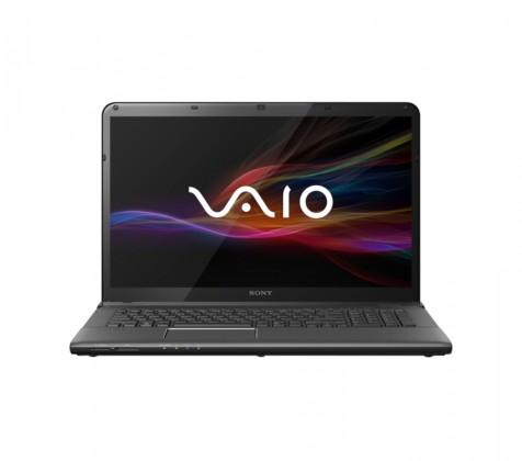 Notebooky  Sony VAIO E17 černá (SVE1713Y1EB.CEZ)