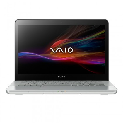 Notebooky  Sony VAIO Fit 14 Touch stříbrná (SVF14A1M2ES.CEZ)