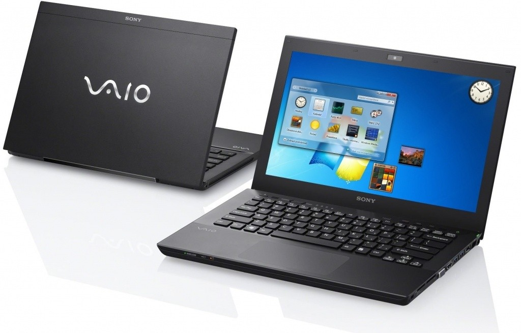Notebooky  Sony VAIO S13 černá (SVS1311P9EB.CEZ)