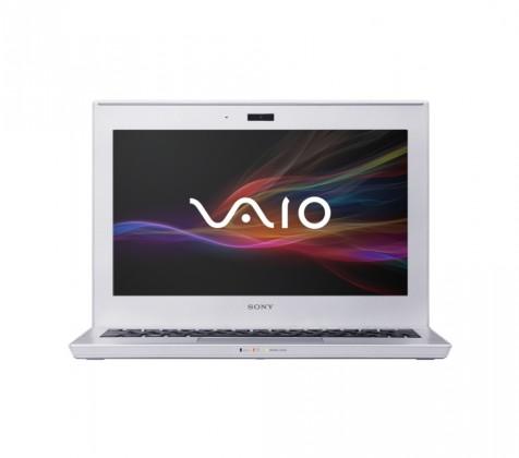 Notebooky  Sony VAIO T13 Touch stříbrná (SVT1312M1ES.CEZ)