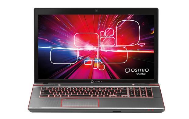 Notebooky  Toshiba Qosmio X870-14Q stříbrná (PSPLZE-01T02WCZ)