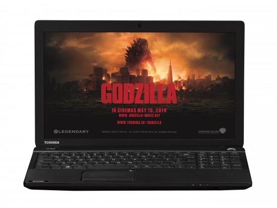 Notebooky  Toshiba Satellite C50-A-19T,černá BAZAR