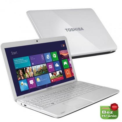 Notebooky  Toshiba Satellite C855-22M bílá (PSCBYE-04J010CZ)