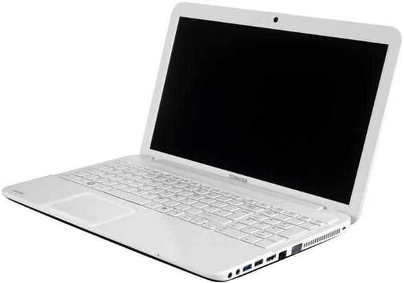 Notebooky  Toshiba Satellite C855-22P bílá (PSCBWE-08F01FCZ)