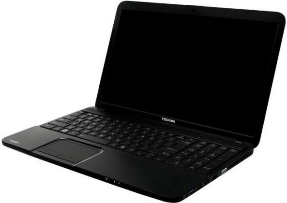 Notebooky  Toshiba Satellite Pro C850-19F černá (PSCBXE-00F00NCZ)