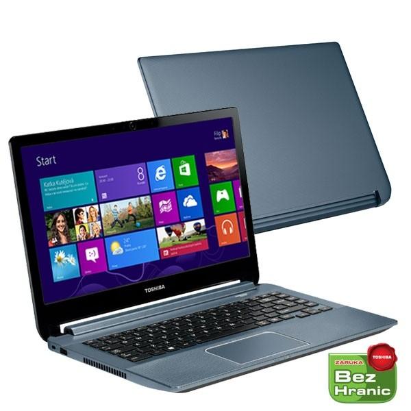 Notebooky  Toshiba Satellite U940-11G stříbrná (PSU6SE-01U018CZ)
