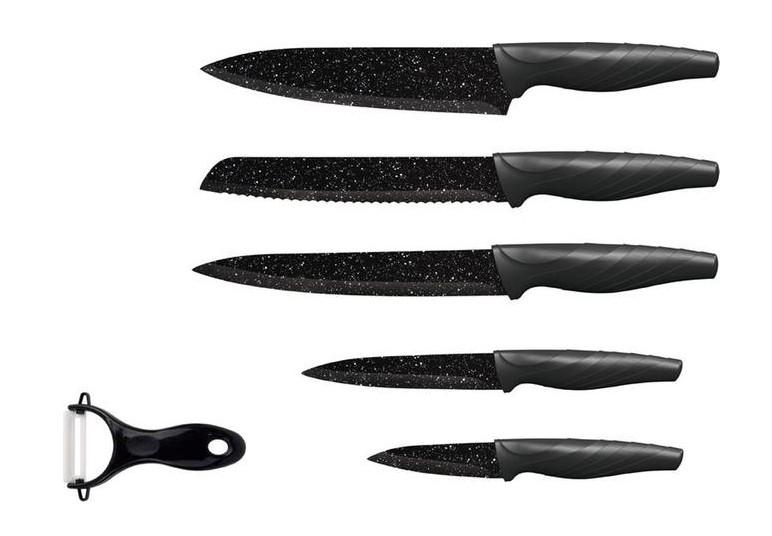 Nože Sada nožov Toro 263886, 5 ks + škrabka