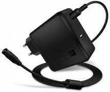 NTB adaptér 65W + extra USB port
