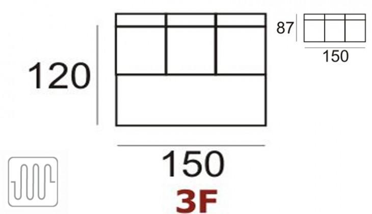 Nuuk 3F (výroba na zákazku)