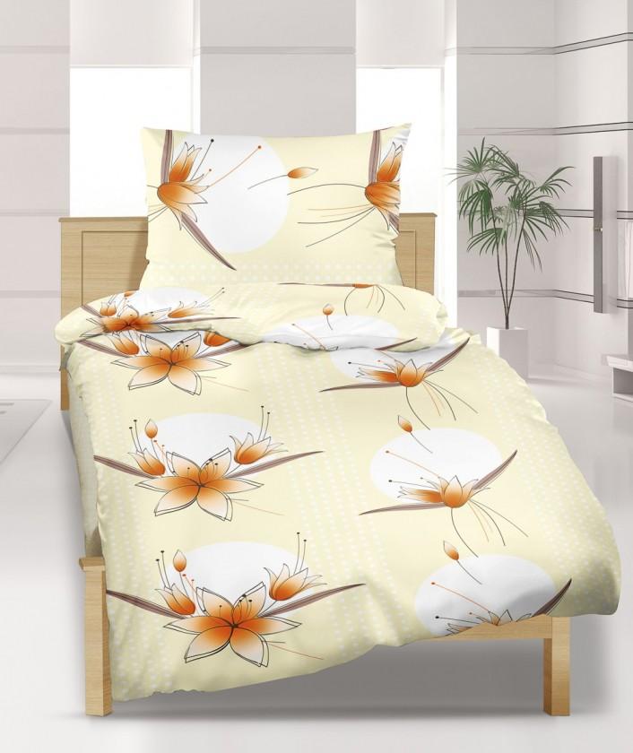 Obliečka bavlna 140x200 (orchidea)